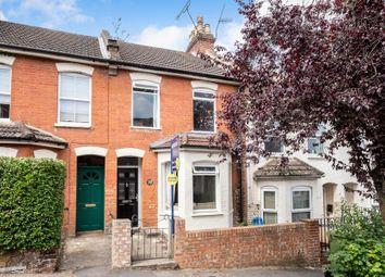 Thumbnail 3 bed terraced house to rent in Perowne Street, Aldershot