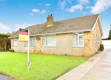 Thumbnail 2 bed semi-detached bungalow for sale in Beckwith Avenue, Harrogate