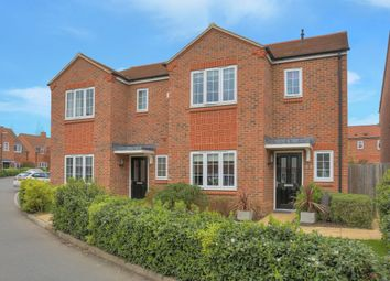 Thumbnail 4 bed semi-detached house for sale in Mortimer Crescent, Kings Park, St. Albans