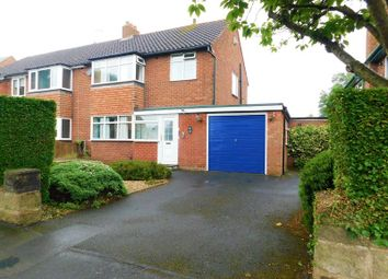 Thumbnail 3 bed semi-detached house for sale in John Amery Drive, Stafford