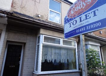 Thumbnail 2 bedroom terraced house to rent in Zetland Street, Hull