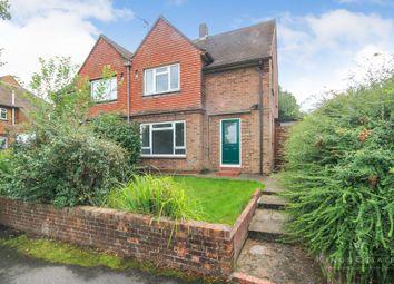 Thumbnail 3 bed semi-detached house to rent in Ramslye Road, Tunbridge Wells