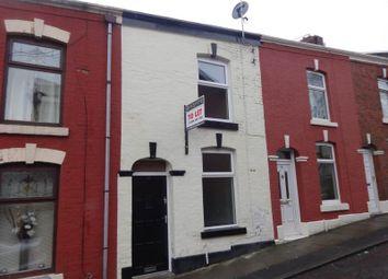 Thumbnail 2 bedroom terraced house to rent in Sydney Street, Whitehall, Darwen, Lancashire