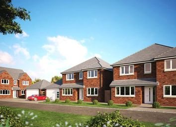 Thumbnail 4 bedroom detached house for sale in Marled Walk, Allport Road, Bromborough, Wirral, Wirral