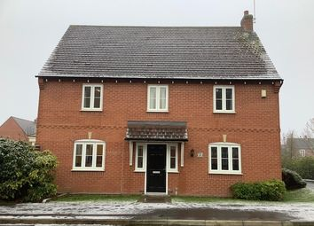Thumbnail 4 bed detached house for sale in Greenmount Street, Church Gresley