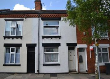 Thumbnail 2 bed terraced house to rent in Adderley Road, Clarendon Park, Leicester