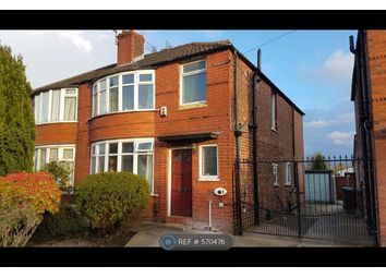 Thumbnail Room to rent in Heathside Road, Manchester