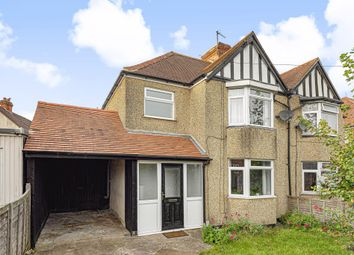 Thumbnail 3 bed semi-detached house for sale in Headington/Cowley Borders, Oxford
