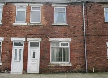 Thumbnail 3 bedroom terraced house to rent in Stephenson Street, Ferryhill, Co. Durham