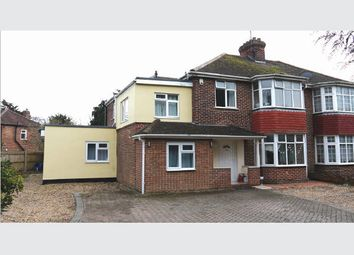 Thumbnail Semi-detached house for sale in 252 London Road, Earley, Berkshire