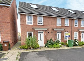 Thumbnail 2 bedroom property for sale in Breconshire Gardens, Basford, Nottingham