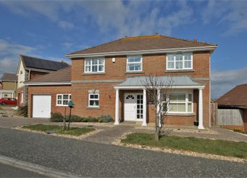 Thumbnail 4 bed detached house for sale in Hurst Point View, Totland Bay
