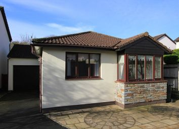 Thumbnail 3 bed detached bungalow for sale in Hunterswell Road, Newton Abbot