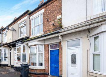 3 bed end terrace house for sale in James Turner Street, Birmingham B18