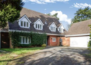Thumbnail 5 bed detached house for sale in Hollyfield Drive, Birmingham