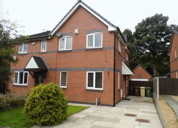 Thumbnail 3 bed semi-detached house for sale in Kerans Drive, Westhoughton, Bolton