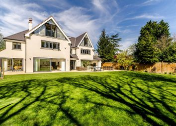 Thumbnail 7 bed detached house for sale in Lodge Road, Sundridge Park