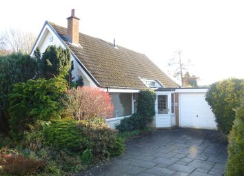 Thumbnail 3 bed detached bungalow for sale in Park Road, Leyland