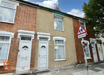 Thumbnail 3 bed terraced house to rent in Sirdar Road, Ipswich