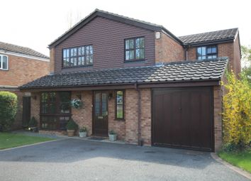 Thumbnail 4 bed detached house for sale in Purfield Drive, Wargrave