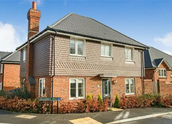 Thumbnail 3 bed detached house for sale in Bramble Way, Crawley Down, West Sussex