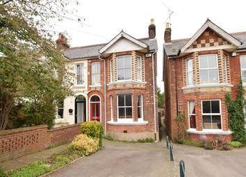 Thumbnail 4 bed semi-detached house for sale in London Road, Dunton Green, Sevenoaks, Kent