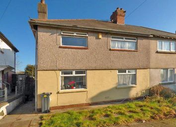 Thumbnail 3 bed semi-detached house for sale in Pilton Place, Cardiff
