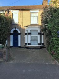 Thumbnail 3 bed end terrace house to rent in Albany Road, Manor Park, London