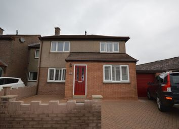 Thumbnail 3 bed semi-detached house for sale in Hollins Park, Moor Row