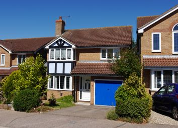 Thumbnail 4 bed detached house for sale in Edwin Panks Road, Hadleigh, Ipswich, Suffolk