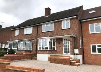 3 bed terraced house for sale in Meriden Way, Watford WD25