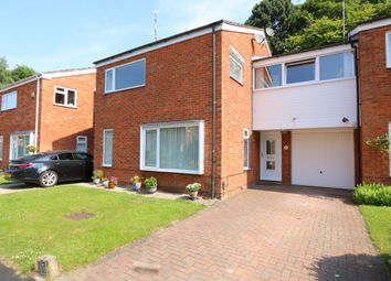 Thumbnail 4 bed detached house for sale in Pinewood Close, Stockport