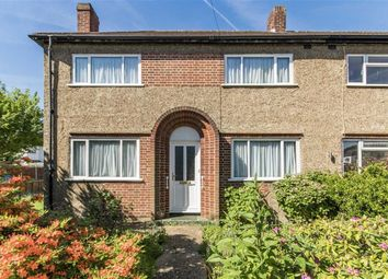 Thumbnail 3 bed semi-detached house for sale in Coombe Road, Hampton