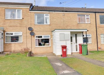 Thumbnail 2 bed flat for sale in Ancaster Court, Scunthorpe