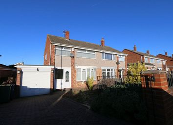 Thumbnail 3 bedroom semi-detached house for sale in Esher Avenue, Normanby, Middlesbrough, North Yorkshire