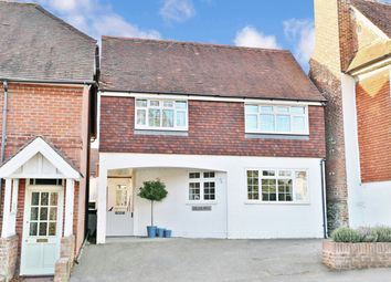 Thumbnail 3 bed detached house for sale in West Meon, Petersfield