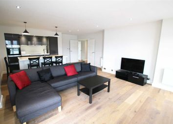 Thumbnail 2 bed flat to rent in Mendip Court, Chatfield Road, Chelsea