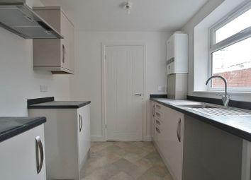 Thumbnail 2 bedroom terraced house to rent in Severn Villas, Rosmead Street, Hull