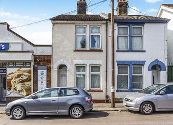 Thumbnail 3 bed terraced house for sale in Albert Road, Chatham
