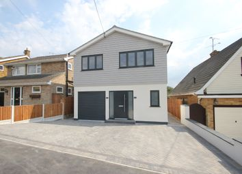 Thumbnail 5 bed detached house for sale in Branksome Avenue, Hockley