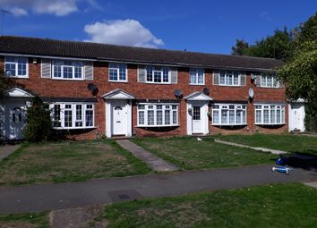 Thumbnail 3 bed terraced house to rent in Bideford Gardens, Luton