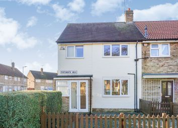 Thumbnail 2 bed end terrace house for sale in Portsmouth Walk, Hull