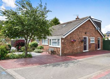 Thumbnail 3 bed semi-detached house for sale in Merlin Crescent, Burton-On-Trent