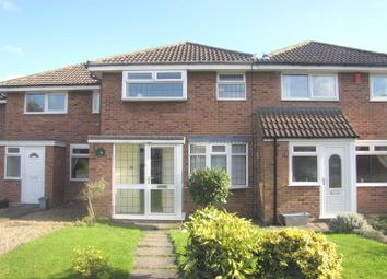 Thumbnail 3 bed town house to rent in Ashford Court, West Hallam, Ilkeston