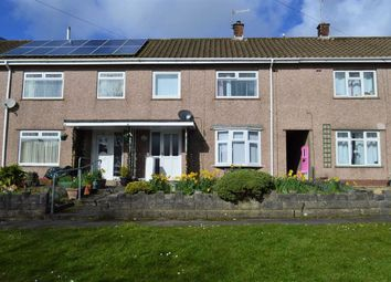 Thumbnail 3 bedroom terraced house for sale in Heather Crescent, Sketty Park, Swansea