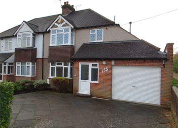 Thumbnail 3 bed semi-detached house to rent in Woodside Road, Amersham, Buckinghamshire