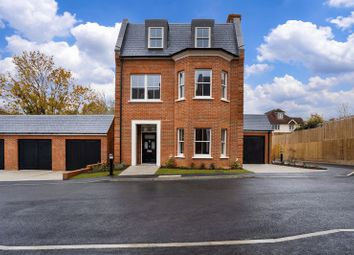 Thumbnail 5 bed detached house for sale in Stableford Close, South Croydon