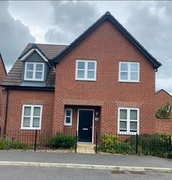 Thumbnail 4 bed property to rent in Lelleford Close, Long Lawford, Rugby
