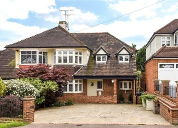 Thumbnail 4 bed semi-detached house for sale in Forest Edge, Buckhurst Hill, Essex