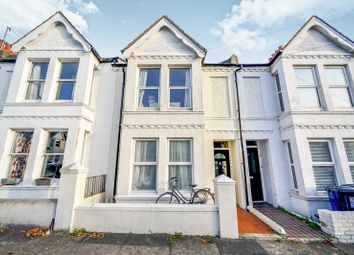 Thumbnail 3 bed terraced house to rent in Ruskin Road, Hove